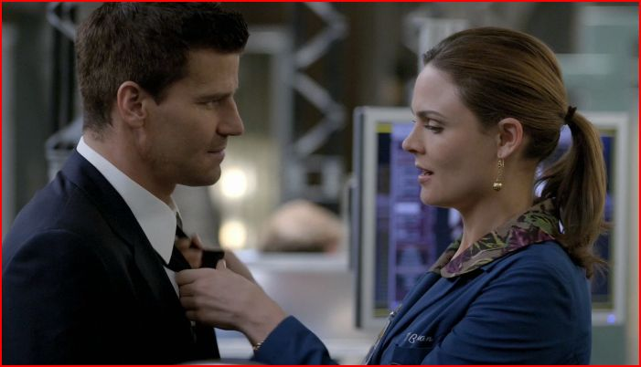 For Brennan, Only Booth Will Do | Bones Theory