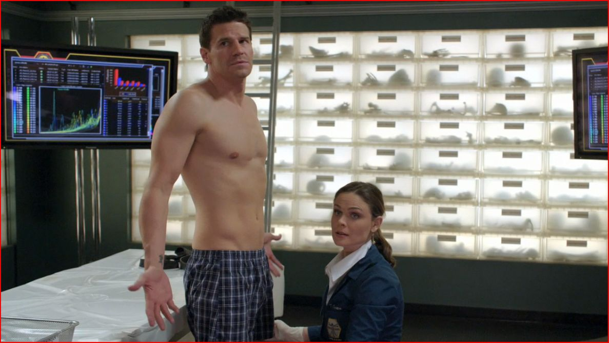 Does Bones And Booth Ever Hook Up