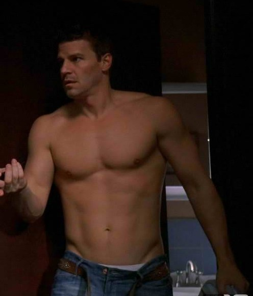 Do bones and booth hook up on bones