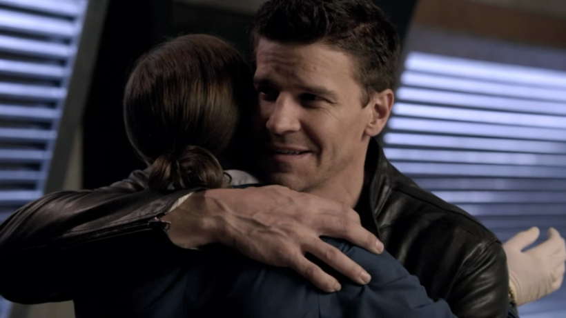 booth's thank you hug in Pudding